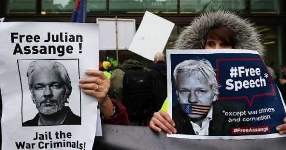La Fiscalía sueca cierra la investigación contra Assange por violación