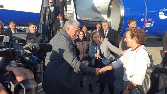Presidente cubano comienza gira por Europa y Cumbre MNOAL