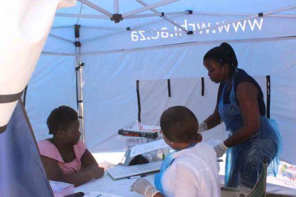 Afrique du Sud: la communauté Wallmansthall apprécie l'attention des médecins cubains
