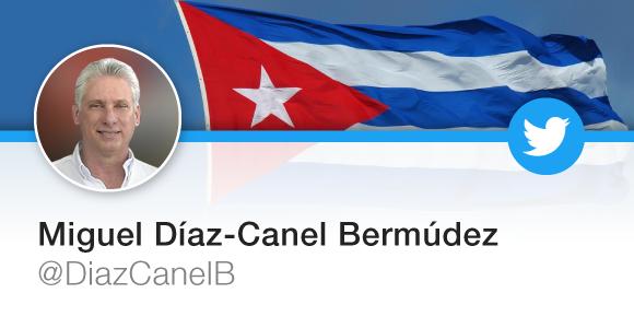 Condena Díaz-Canel agresión armada contra embajada de Cuba en Estados Unidos (+ Tuit)