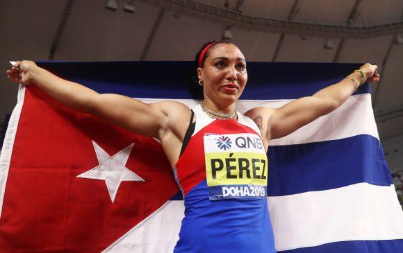 Yaimé y Denia en la cima del disco mundial: Oro y plata para Cuba (+ Video)