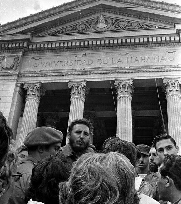 """Fidel Castro: """"Donde la Revolución debe ser fuerte es en la conciencia de cada cubano"""""""
