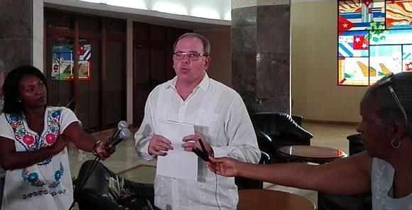 Denuncia Cuba injusta detención de la Jefa de la Brigada Médica en Bolivia