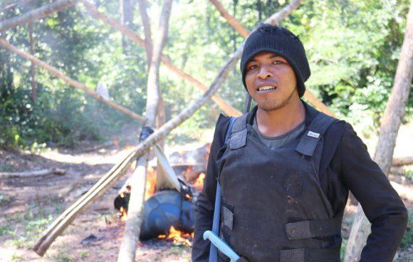 Asesinado líder indígena en Brasil