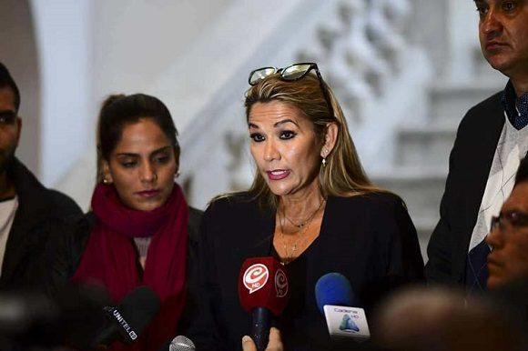 ¿Quién es Jeanine Añez, la autoproclamada presidenta de Bolivia?