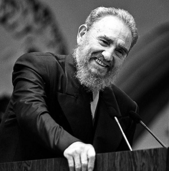 Homenaje a Fidel Castro en la capital salvadoreña