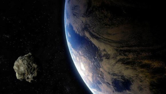 Pasará esta noche un asteroide muy cerca de la Tierra