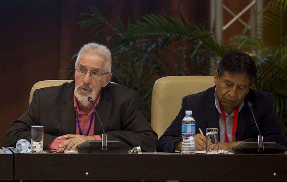 Analizan sus retos representantes de la izquierda internacional reunidos en Cuba (+Fotos e Infografía)