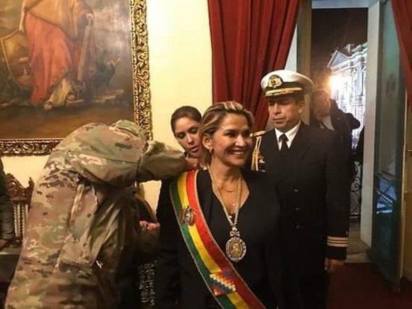 Organización argentina de derechos humanos acusa a Jeanine Añez por delitos de lesa humanidad