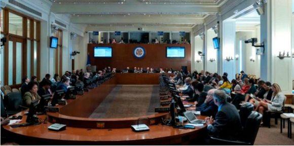 Resalta Presidente de Cuba aprobación de resolución caribeña en OEA