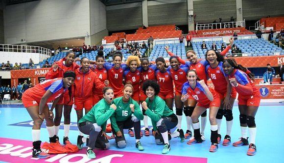 Mundial De Balonmano Femenino Cuba Por Igualar Su Mejor Actuación Histórica Cubadebate