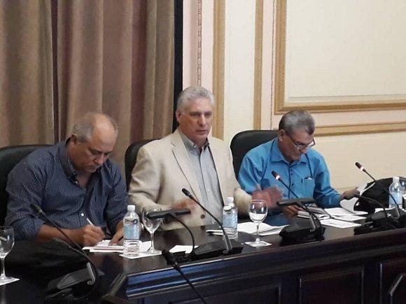 En Argentina, presidente de Cuba para asunción de Alberto Fernández