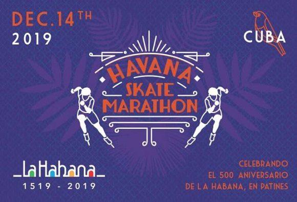 La Habana celebrará su primer Maratón de Patinaje