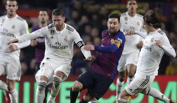 El Barça y el Madrid pueblan el mejor once de la década, armado por France Football