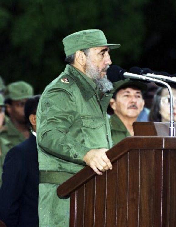 Fidel Castro: 7 de diciembre, día de los cubanos que dieron su vida en defensa de la humanidad