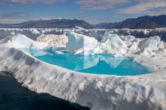 El deshielo en Groenlandia es 7 veces más rápido, devela estudio