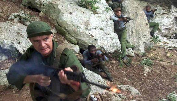 De nuevo otra guerra en la televisión cubana