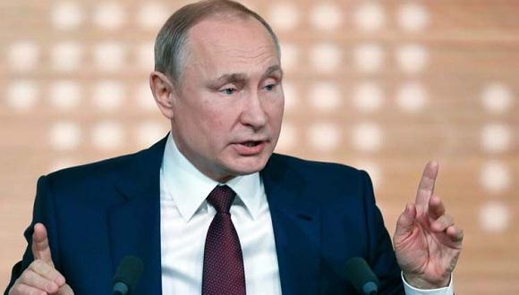 Putin asegura que Rusia protegerá su soberanía y no admitirá injerencia en elecciones