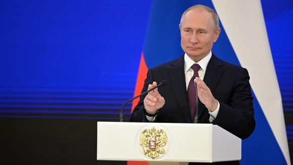 Russian President Proposes Discussion of Constitutional Amendments