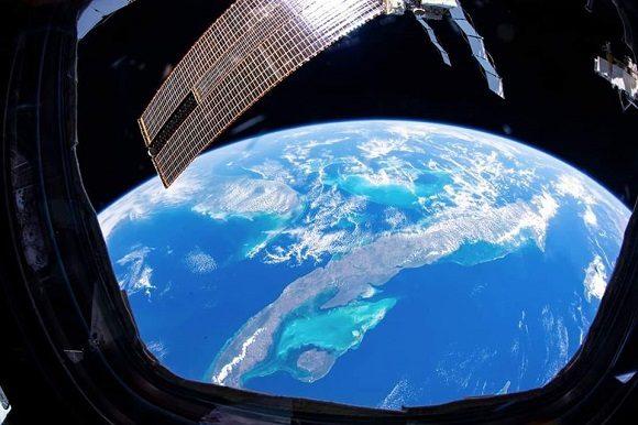 La imagen del día: Cuba vista desde el espacio