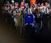 Asisten Raúl y Díaz-Canel a Marcha de las Antorchas en La Habana