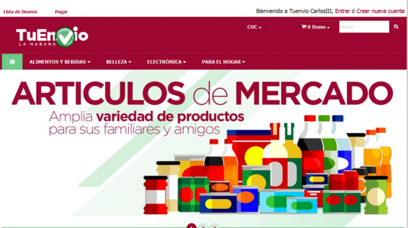 Correos de Cuba asumirá entrega a domicilio de productos adquiridos mediante comercio electrónico
