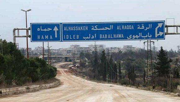 Luego de ocho años controlada por terroristas, reabren carretera Damasco-Aleppo