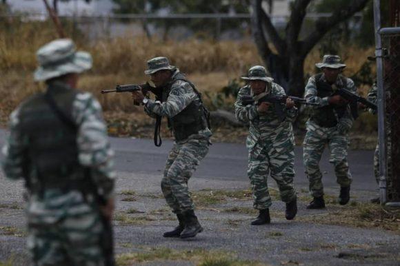 Venezuela concluye con éxito ejercicios militares Escudo Bolivariano 2020