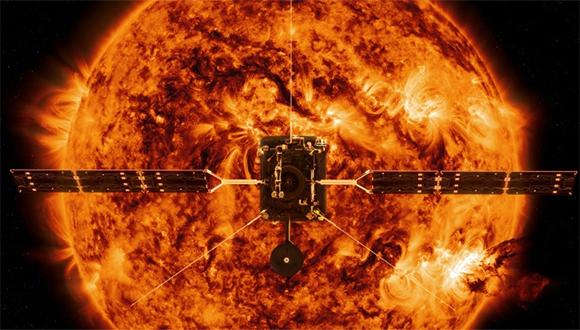 La misión Solar Orbiter partió con éxito hacia el Sol