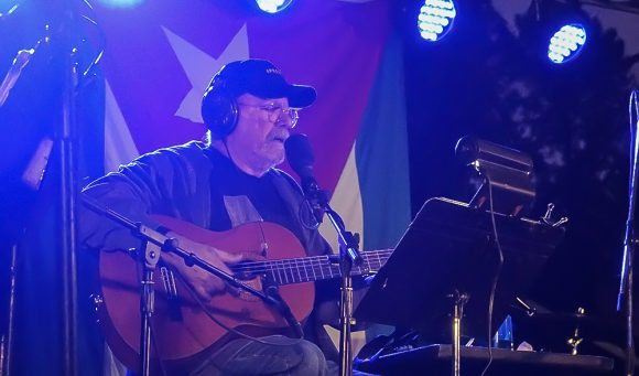 Y cantó, Silvio Rodríguez, en Las Terrazas (+Fotos)