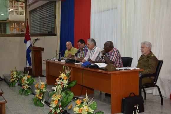 Cienfuegos, visita de gobierno