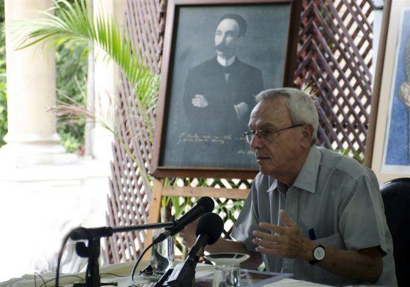 Eusebio Leal: Martí fue un hombre sin odios