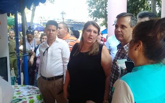 La Casa de la Guayabera es la sede principal de las actividades de la Feria. Foto: Perfil de facebook de Cultura espirituana.