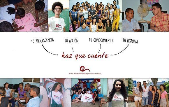 Proyecto Escaramujo: 10 años de acciones que cuentan (+ Video e Infografías)