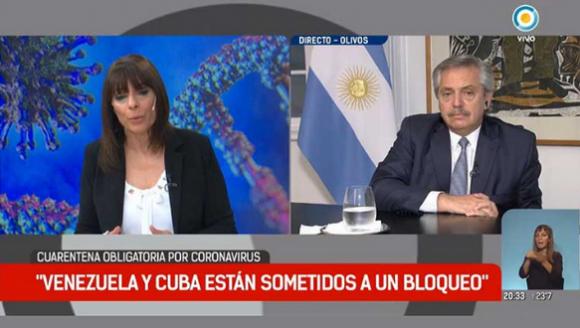 Piden en EE.UU. cese de castigos contra Cuba y Venezuela
