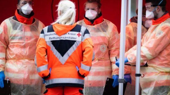 Aumentan los casos de coronavirus en Alemania. Foto: Getty Images.