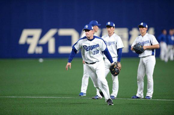 Ariel Martínez destaca por  su actuación en Liga Profesional del Béisbol Japonés