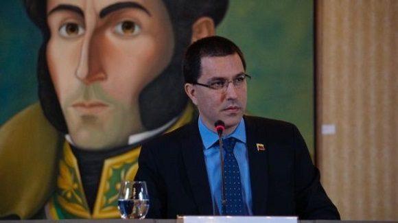 Venezuela rechaza agenda militar de EEUU y sus socios