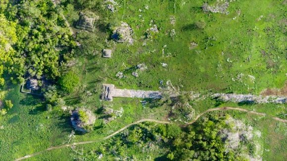 100-kilometer Mayan highway discovered in Mexico