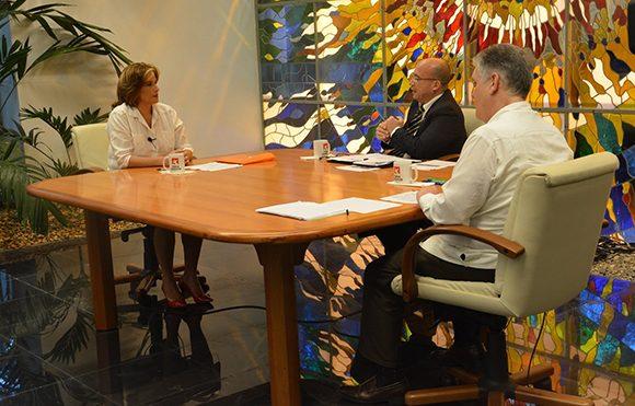 Ministros de Economía y Comercio Interior informan sobre nuevas medidas para enfrentar la COVID-19 en Cuba