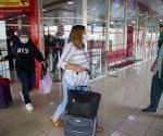 Los protocolos establecidos garantizan la seguridad de los viajeros. Foto: Irene Pérez/Cubadebate.