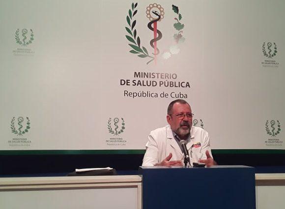 Cuba se mantiene sin transmisión autóctona del nuevo coronavirus