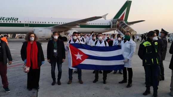 Cuba highlights its stance against Covid-19