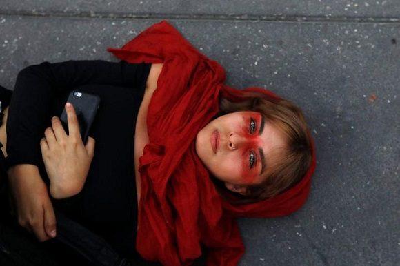 """""""Nunca más"""", un día sin mujeres en México"""