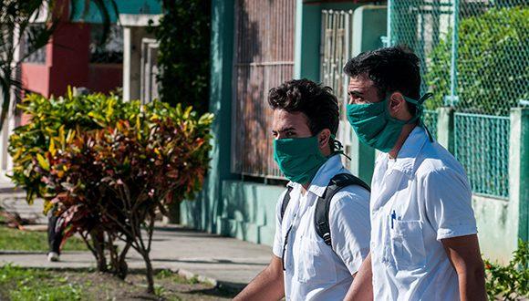 """VALIENTES: """"Buscar el virus y anticiparnos al riesgo"""""""