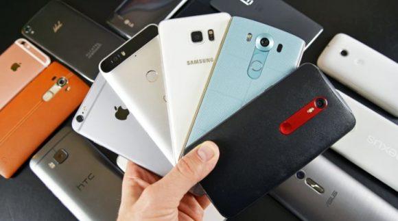 Los teléfonos celulares más usados en Cuba