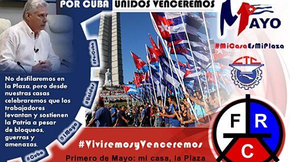 Radioaficionados cubanos organizan desfile radial por el 1ro de mayo