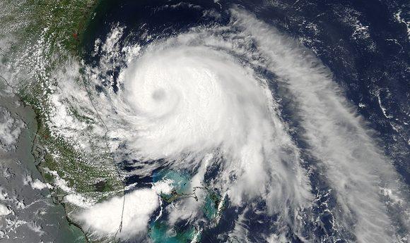 Este 2020 hubo récord de 30 tormentas durante la temporada ciclónica