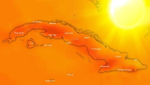 Nuevo récord cubano de temperatura máxima absoluta se registra en Veguitas, Granma