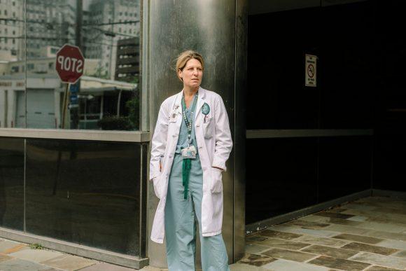 Jefa de medicina interna en hospital de Nueva Orleans EEUU
